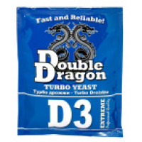 Турбо-дрожжи DoubleDragon D3
