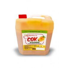 Сок апельсиновый концентрированный, 5кг